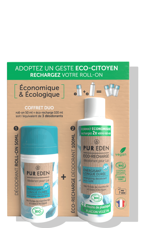COFFRET DUO RECHARGE DEO ENERGISANT